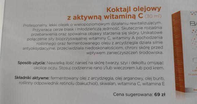 Bandi koktajl olejowy z aktywną wit c 30 ml