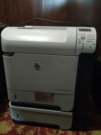 Продается Принтер HP LaserJet 600M602