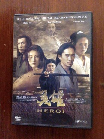 HERÓI de Zhang Yimou