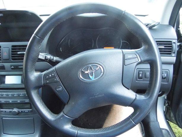 Kierownica skórzana Toyota Avensis T25 2003/08