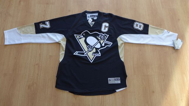 Хоккейные футболки Pittsburgh Penguins : MALKIN 71