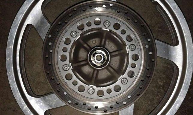 Disco mota ventilado