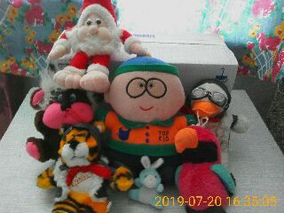 Мягкие игрушки с Германии 15 гр одна