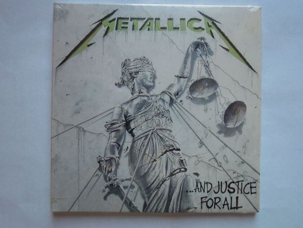 metallica and justice forall