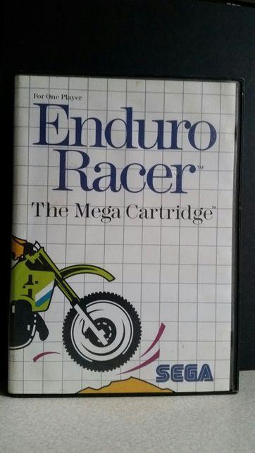 Gra Enduro Racer Sega Master System