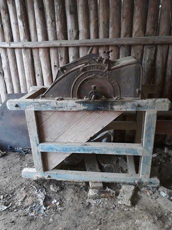 maszyny rolnicze konne zabytek