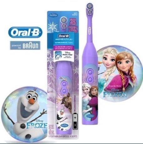 Электрическая зубная щетка Oral-B Disney Frozen Oral-B Pro-Health с та