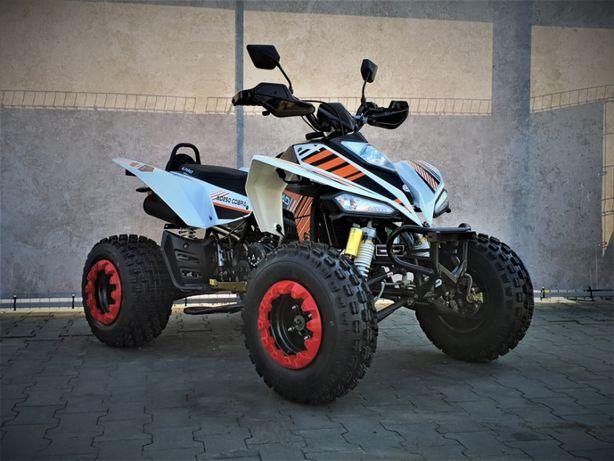 Quad ATV Alfarad 250 Z HOMOLOGACJĄ raty 24km