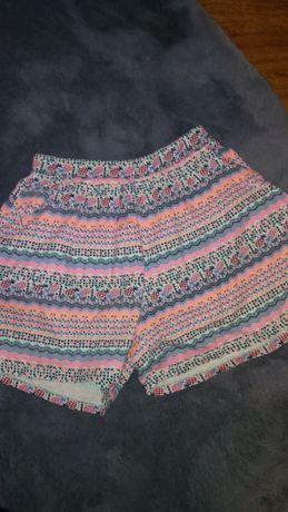 Krótkie spodnie bardzo wygodne