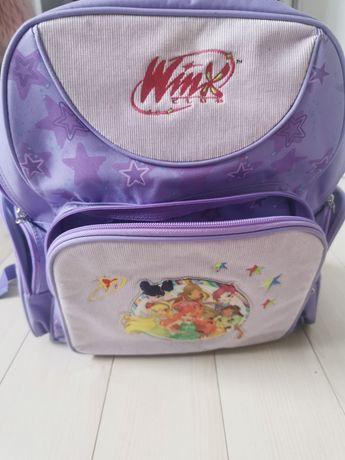 Plecak dziewczęcy Winx