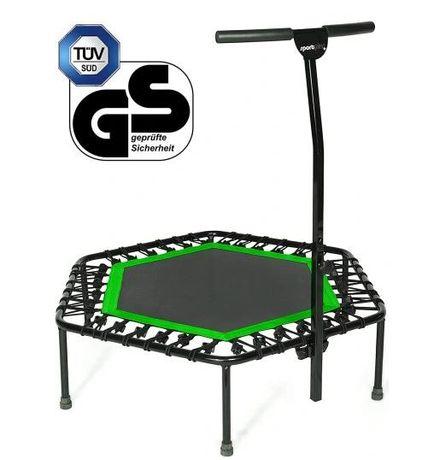 SportPlus SP-T-110 Green trampolina fitness 130 kg