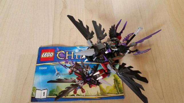 Lego Chima 70000 szybowiec Rozcala