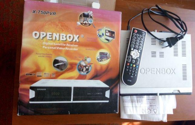 Супутниковий цифровий тюнер Openbox X-750PVR