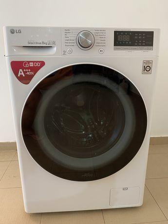Máquina de Lavar a Roupa LG 8KG