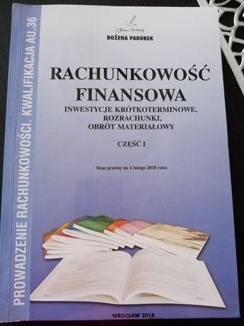 Rachunkowość Finansowa część 1