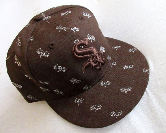 NOWA czapka z prostym daszkiem New Era 59,6 cm 60,6 cm