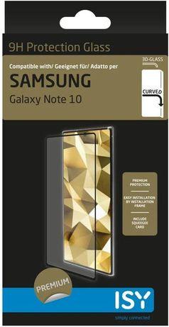 Szkło ochronne ISY IPG-5053-3D do Galaxy Note 10 Czarny
