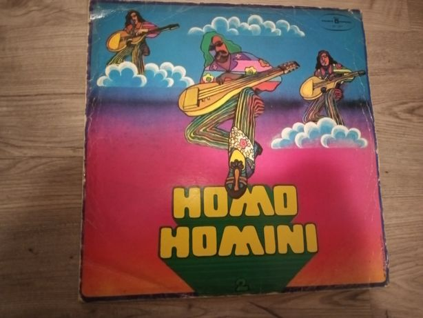 Homo homini 2 płyta winylowa