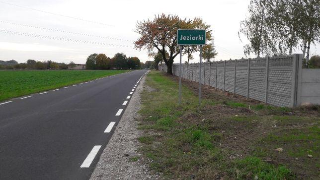 działka pod AG 1 ha Jeziorki ul. Poznańska, gmina Stęszew