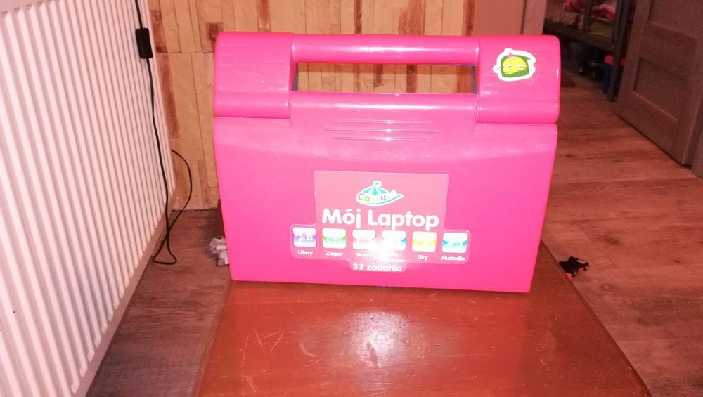 Mój Laptop zabawka Łódź - image 1