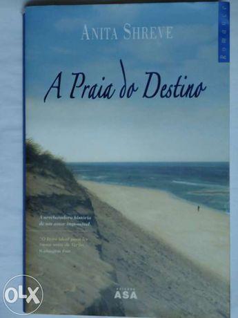 A praia do destino