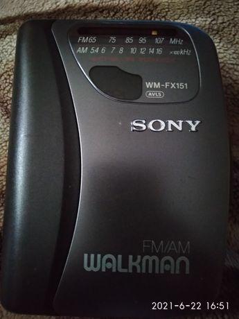 Плеєр Sony Walkman wm fx 151
