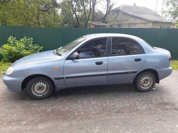 Продам авто Део Ланос 2008