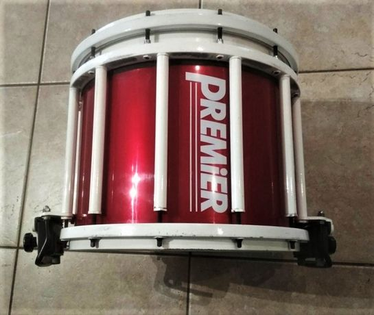 Profesjonalny werbel marszowy Premier HTS 200 pearl sonor perkusja