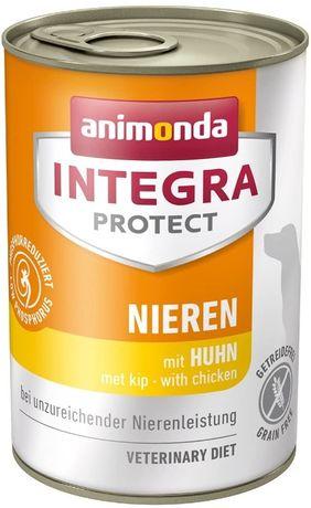 Karma dla psa Animonda Integra Protect nerki (zestaw 6sztuk x 400g)