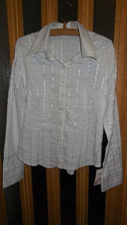 Женская блузка с шитьём