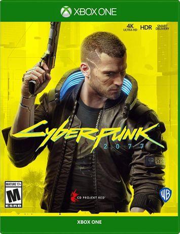CYBERPUNK 2077 Dubbing PL Xbox XOne
