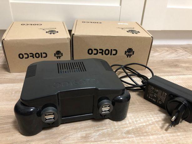 Retro Konsola Minikomputer Odroid XU4 + Obudowa OGST Game Kit