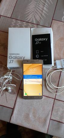 Смартфон Samsung J7 Gold (2 сим карты)