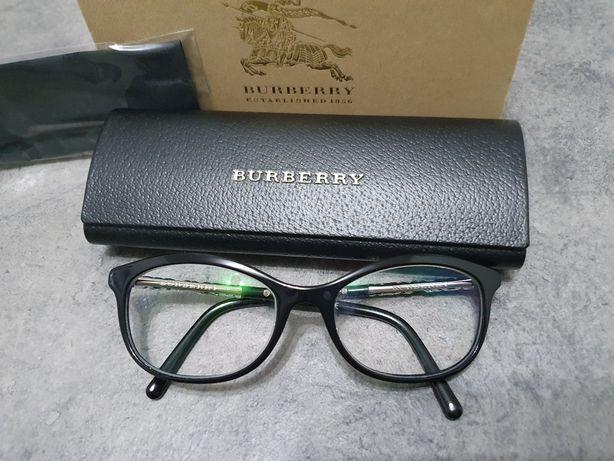 Okulary oprawki Burberry
