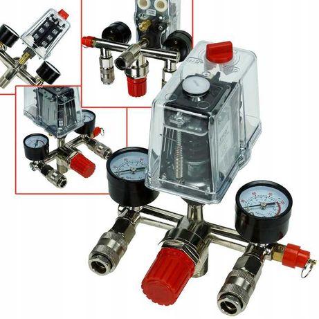Wyłącznik ciśnieniowy  kompresor 380V 400V presostat