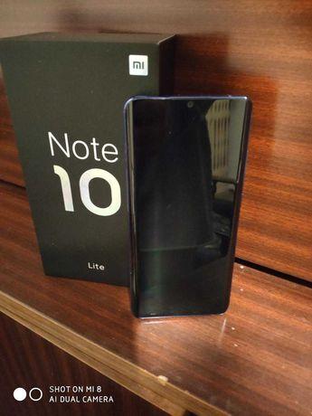 Xiaomi Mi Note 10 LITE Granat Jak Nowy
