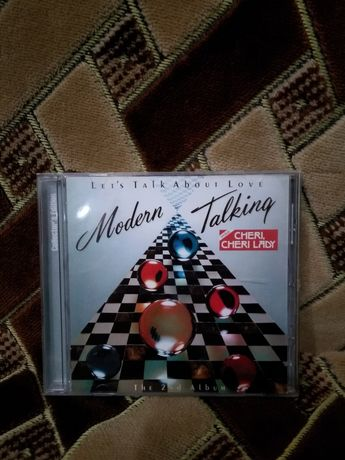 Modern Talking 2 album плюс сингл бонус
