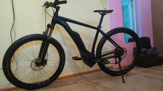 "E-Bike Электровелосипед Cube Reaction HPA Pro 500W колеса 29""/21"""