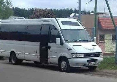 Transport Przewóz Osób Busy od 9-24  Wesela Wyjazdy okolicznościowe.