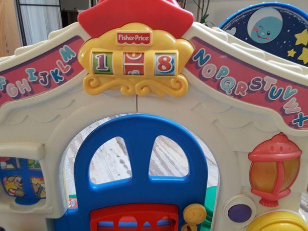 Zabawka Fisher Price bramka edukacyjna
