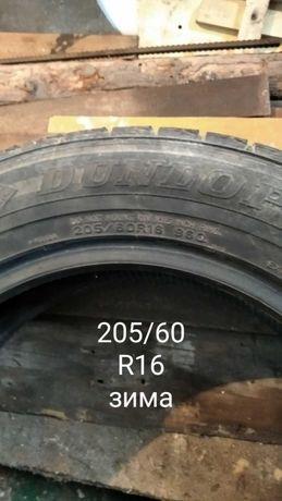 Продам шина зима R16