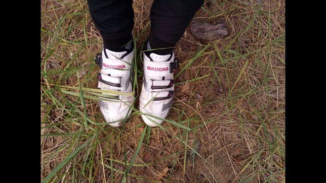 Вело обувь diadora вело туфли