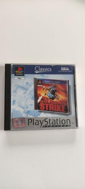 Soviet Strike PlayStation One PSX
