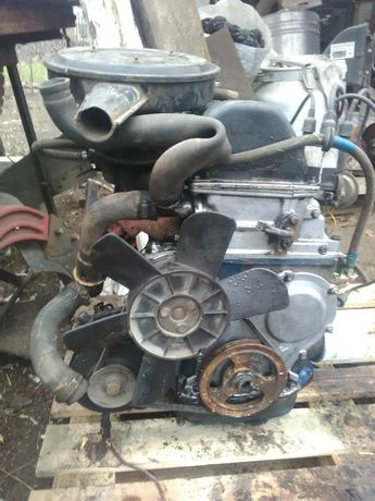 Двигатель ваз2101, коробка, мост