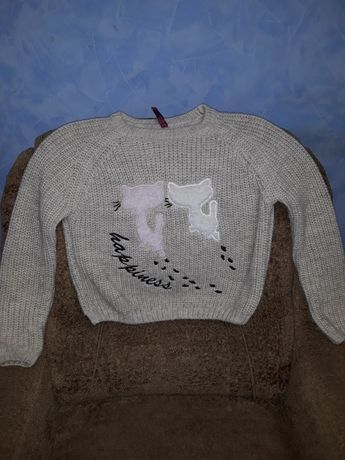 Школьный свитерок