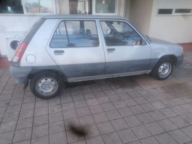 Vendo Renault 5 cilindrada 1100