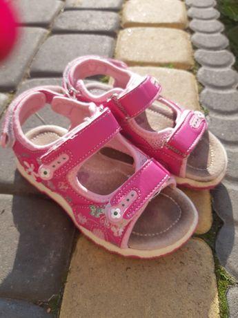 Sandałki dla dziewczynki rozmiar 26