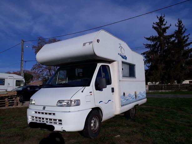 Auto caravana Fiat ducato Moncayo 1.9 td