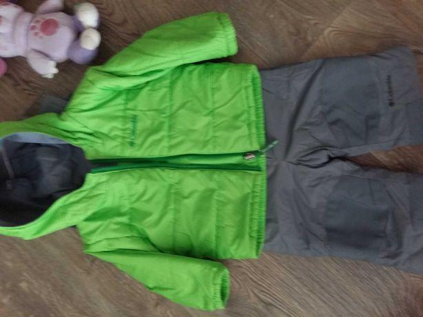 Куртка и штанишки Columbia  для малыша