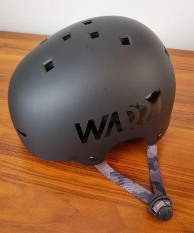 Nowy kask firmy Warp rozm.  59-61 na rower, deskę, rolki